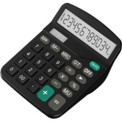 Calculator, Helect Standard Function Desktop Calculator