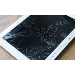 $25 for iPad or Samsung Tablet Screen Repair from ifixdenver, $50 Value