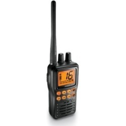 Uniden MHS75 Handheld Submersible 2-Way 5W VHF Marine Radio - Black found on Bargain Bro India from groupon for $178.33