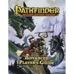 Paizo -PE Pathfinder Roleplaying Game Advanced Players Pocket Edition