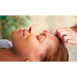 An Acupuncture Treatment and an Initial Consultationfrom Acupuncture And Herbal Medicine @ Fusion