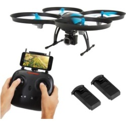 SereneLife 2.4G WiFi Drone