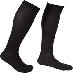 Firm Support Knee High Compression Socks Reduce swelling and stiffness (5 Pack)