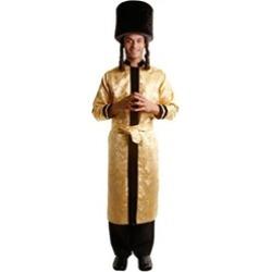 Dress Up America 352-L Adult Jewish Grand Rabbi Robe Costume