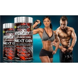 Hydroxycut Hardcore Next Gen Weight Loss Supplement (200-Count)