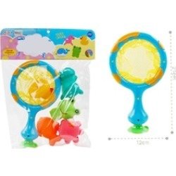 Toddler Toys Colorful Bath Toys (6-Pack)