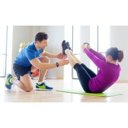 Two or Four Personal-Training Sessions at Almighty Personal Training Studio(Up to 61% Off)