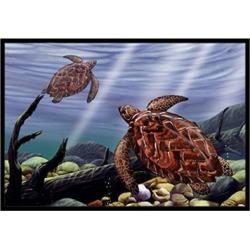 Carolines Treasures PTW2042MAT Sea Turtles Indoor & Outdoor Mat