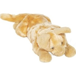 Sunny Toys NP8073T 18 In. Cat - Red, Lying, Animal Puppet