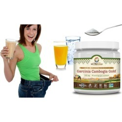 Garcinia Cambogia High-Potency Non-GMO Ready-2-Mix Powder (1 or 3 Bottles)