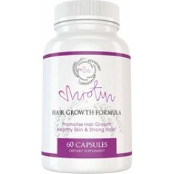 Niotin Hair Growth Supplement for Longer Stronger Hair
