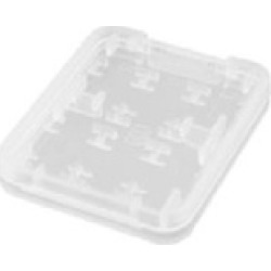 New 8 Slots Card Protecter Box Storage Case Holder