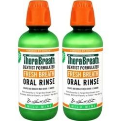 Fresh Breath Dentist Formulated Oral Rinse