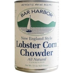 Lobster Corn Chowder ( 6 - 15 oz bottles )