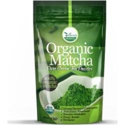Organic Matcha Green Tea Powder - 100% Pure Matcha 4oz