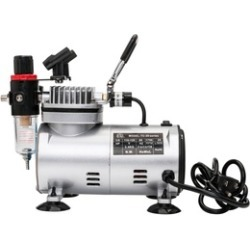 Air Compressor with Air Brush Kit