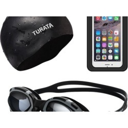 $12 for $22 Worth of Products - Turata swim cap code