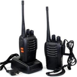 Two Modern Ham Radio Handheld Intercom 1 Pair