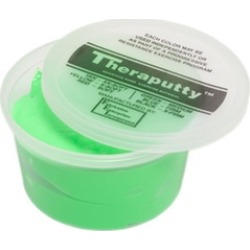 Fabrication Enterprises 10-0920 Cando Theraputty Exercise Material Green - M