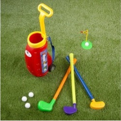 Hey! Play! Toddler Toy Golf Play Set (10-Piece)