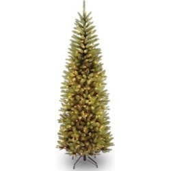 National Tree KW7-300-75 Kingswood Fir Hinged Pencil Tree