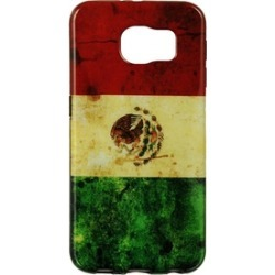 Samsung Galaxy S6 Black TPU Imd Flag Mexico