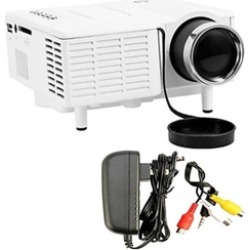 Superior Home Multimedia LCD Projector EBEST-HDMI DVD Playstation