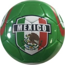 ICON SPORTS MEXICO Regulation Soccer Ball Size 5