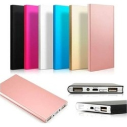 20000mAh Portable External Battery Charger Power Bank for Cell Phone