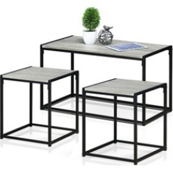 Furinno Modern Living Room Set (3-Piece)