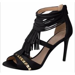 Lavender Brazilian Heels