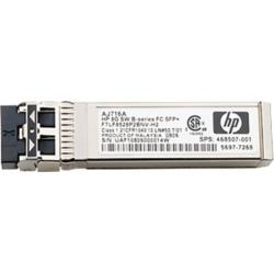 HPE AJ716B B-series 8-Gigabit Fibre Channel SFP shortwave Transceiver