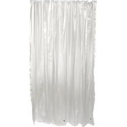 Zenith Products Shower Liner Heavy Gauge Clear H28K