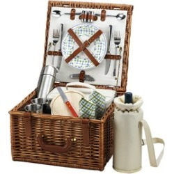 Cheshire Basket for 2 w/coffee service -Gazebo found on Bargain Bro India from groupon for $164.95