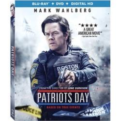 Patriots Day Blu-Ray, DVD, and Digital HD Copy