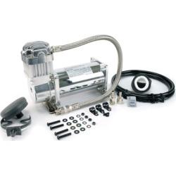 VIAIR 35033 Viair 350C 12 Volt Chrome Air Compressor Kit