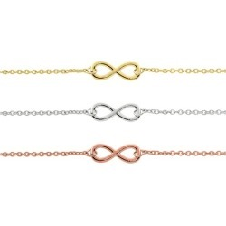 Infinity Choker Necklaces by Eternally Haute