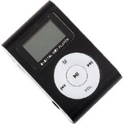 Mp3 Music Player With Lcd Screen With Micro Tf/Sd Card Slot