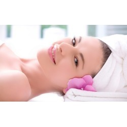 Therapy Treatment or Microcurrent Facial at