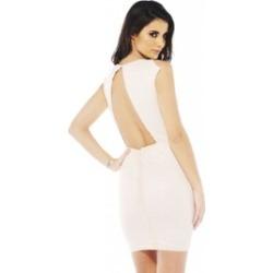 AX Paris Cut Out Back Sequin Dress