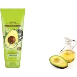 New Facial Mask - Nutrient-rich Vitamin E, Avocado