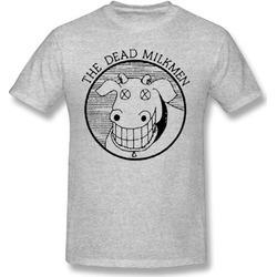 DSGAW The Dead Milk- Cow Tshirts Gray Tshirts