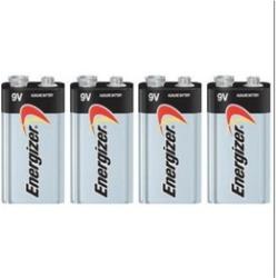 Energizer Alkaline Battery Family Packs