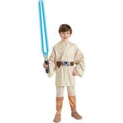 Rubies Costume Co 33109 Star Wars Luke Skywalker Child Costume, Medium