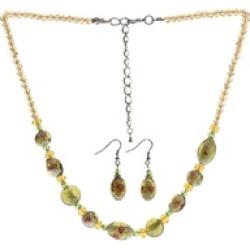 Olive Jewelry Set By Lova Jewelry