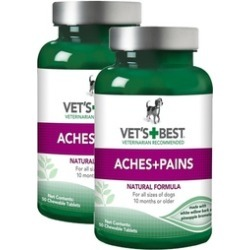 Vet's Best Aspirin Free Aches and Pains Dog Supplements, Natural