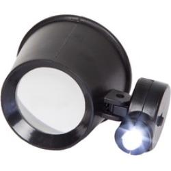 Magnification Jewelers Eye Loupe with Adjustable