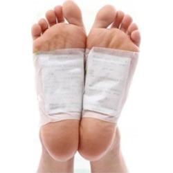 10pcs Detox Foot Pads Patch Detoxify Toxins Fit Health Care