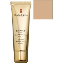 Elizabeth arden pure finish mineral tinted moisturiser cream spf 15 02 found on MODAPINS from groupon for USD $9.99
