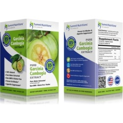 100% Pure Garcinia Cambogia Extract with 85% HCA